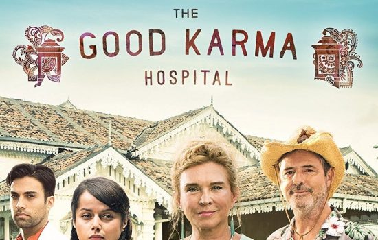 The Good Karma Hospital - Assistant Copyist  Season 3: Ep. 1 & 2  2018